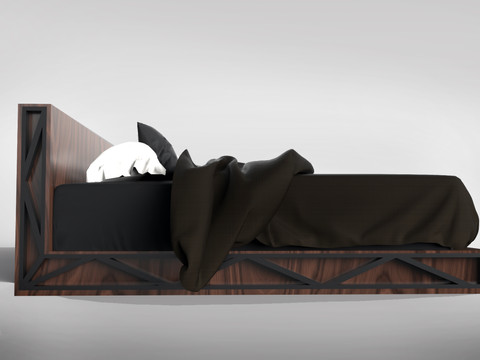 LECTULO BED FRAME
