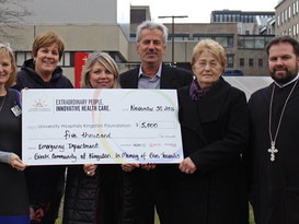 Our Hospital Donation