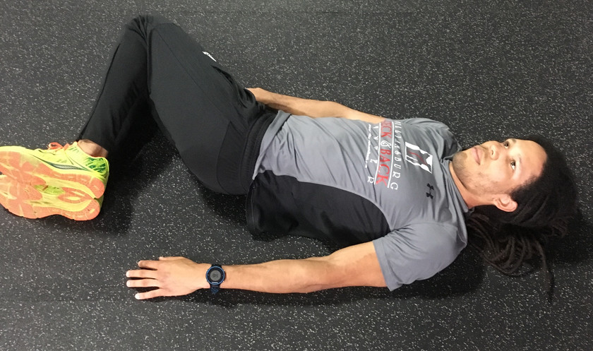 Lower Trunk Rotation Stretch