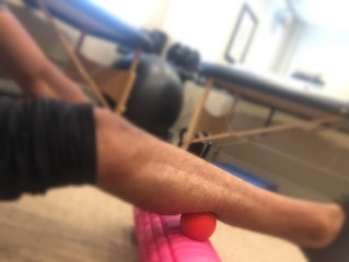 "A Key to the locked calf, Soft Tissue Work  ""Part 1"""