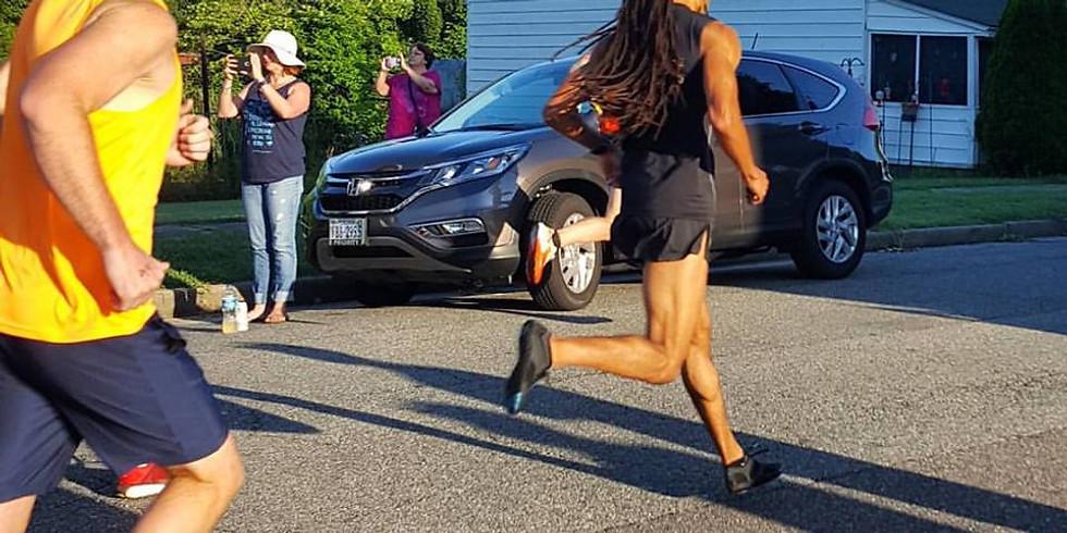 """The Run Down"" Running Clinic"
