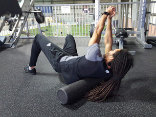 "Foam Rolling ""Still movement"""