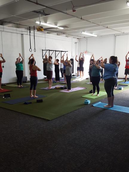 Yoga Give Back Class