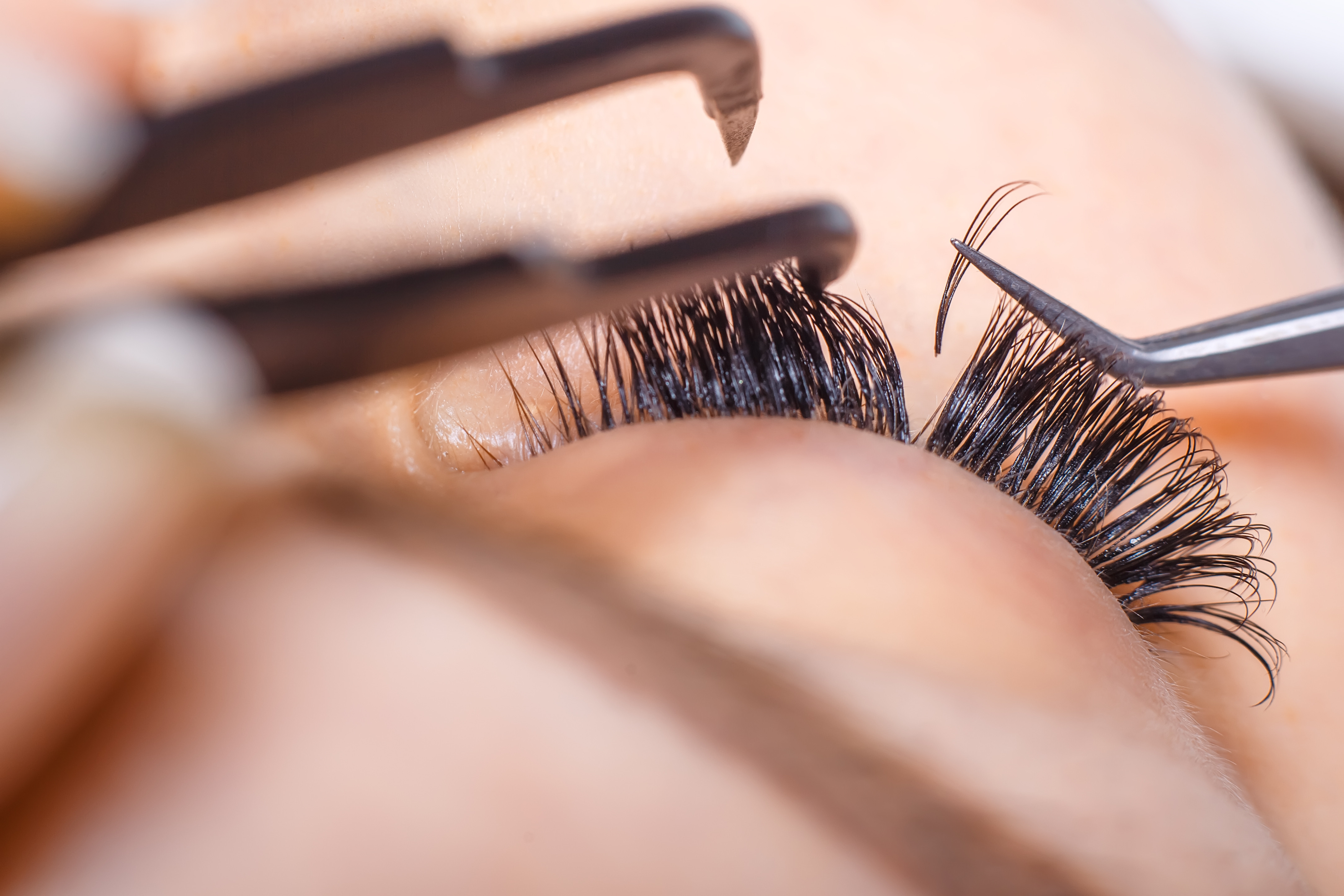 Lash Touch up