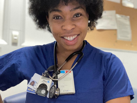 Diary of a Black Junior Doctor:  –  I Survived So You Can Thrive (Part One)