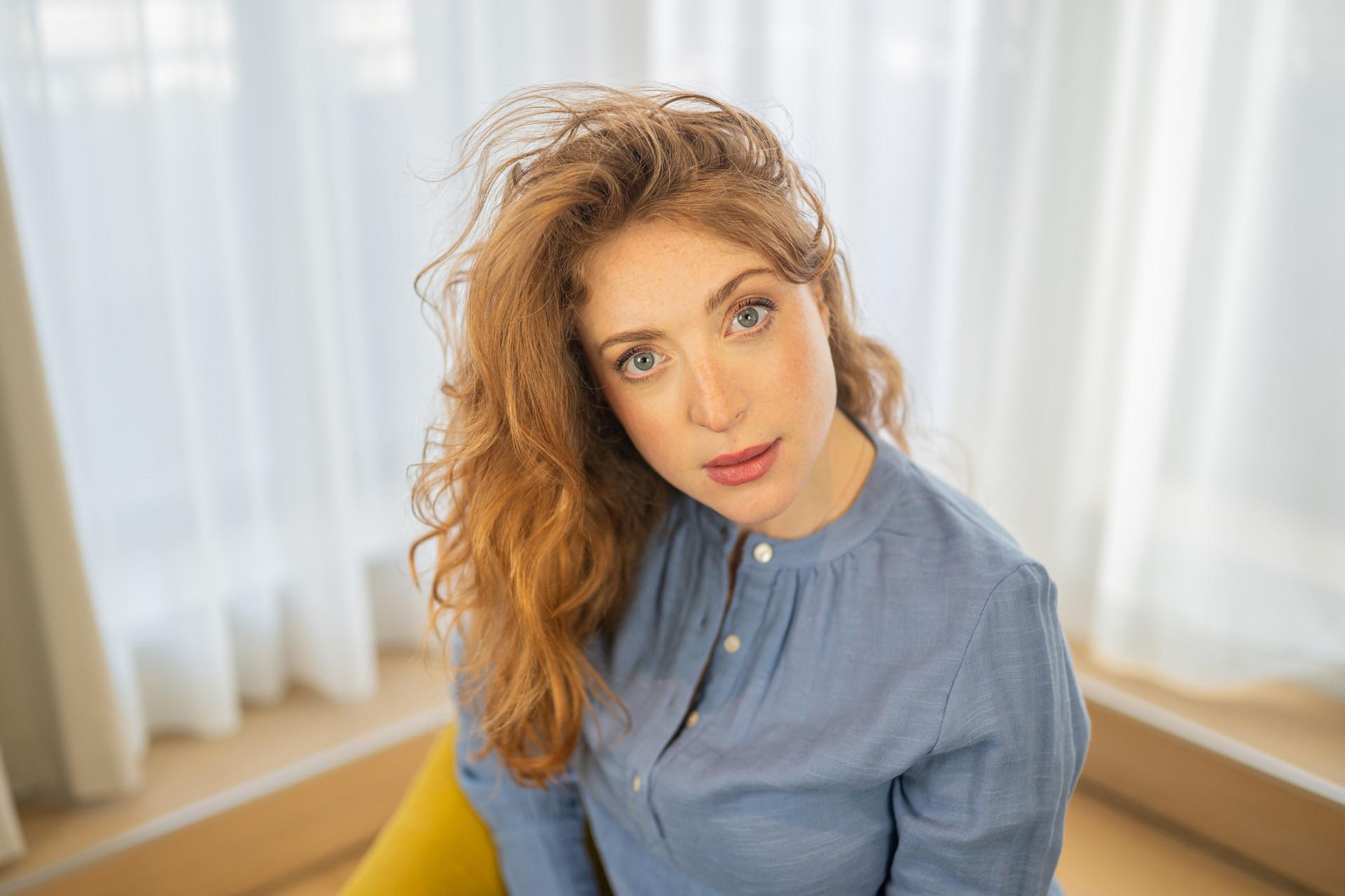 Sarah Stern-Point de Vue Magazine
