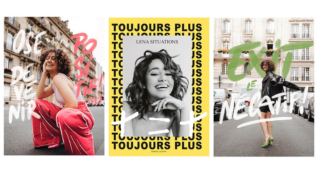 """Photographies pour le livre """"Toujours plus"""" de Léna Situations."""