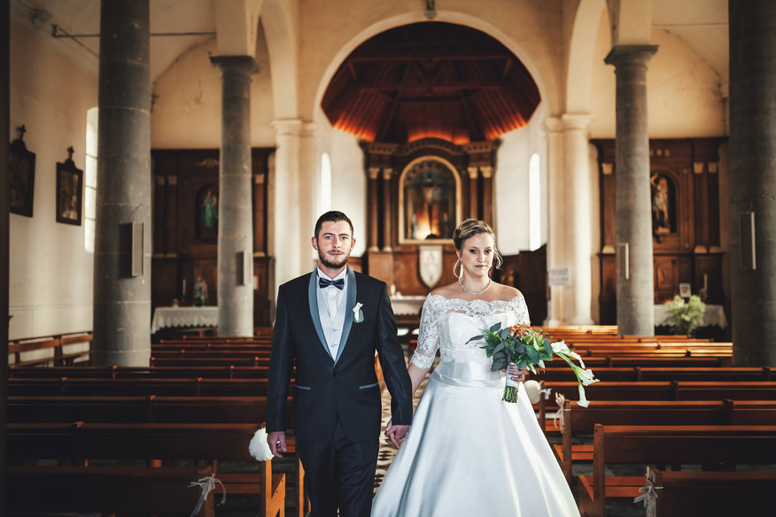 Johannie & Romain - Mariage par CHARLOTTE SZCZEPANIAK