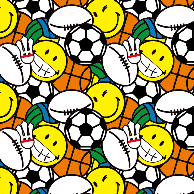 Smiley World Happy Sports