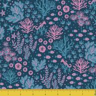 Blue & Pink Seaweed