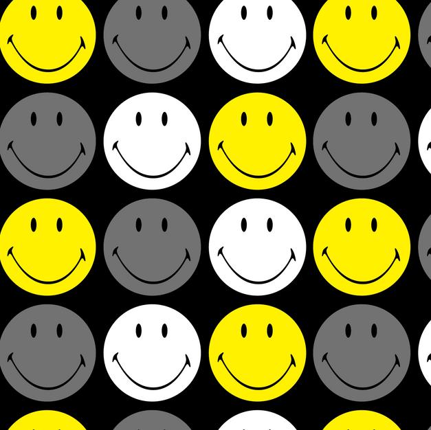 Smiley Originals Happy Faces