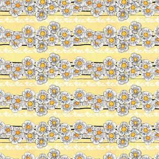 Daisy Light Yellow