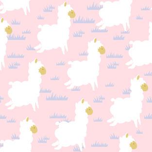 Pink Lama