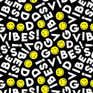Smiley World Happy Vibes