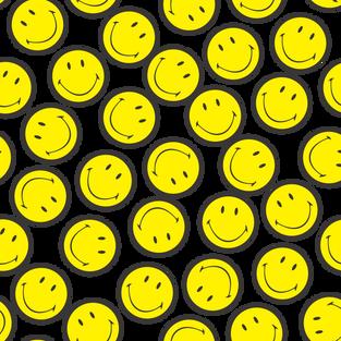 Smiley Original Minky Fleece
