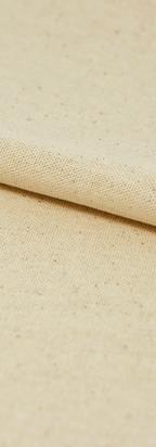 70% Poly, 30% Cotton Blackout Lining Fabric White on white
