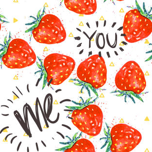 We love Strawberry