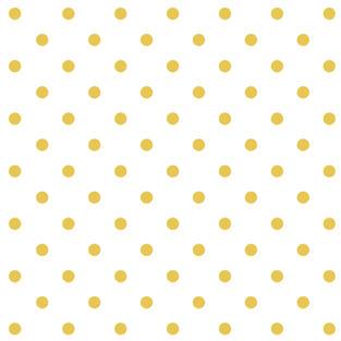 Gold Metallic Dot