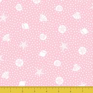 Shell and Starfish Pink