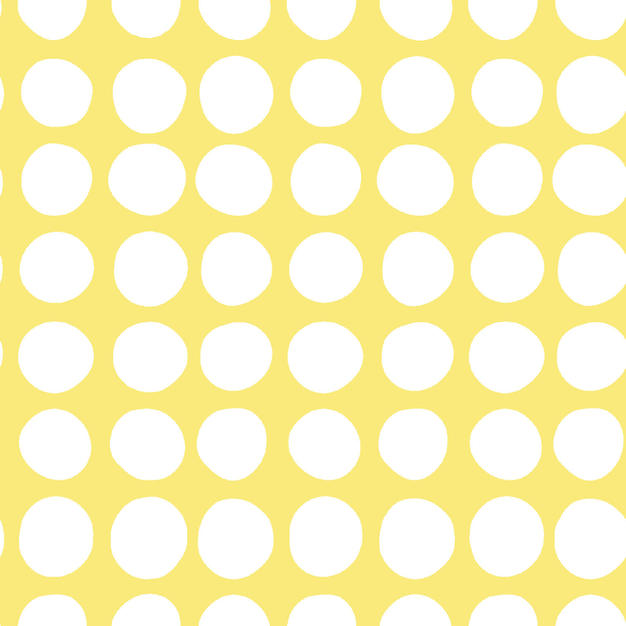 Dot White Yellow