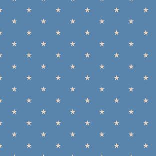 Nautical Star Blue