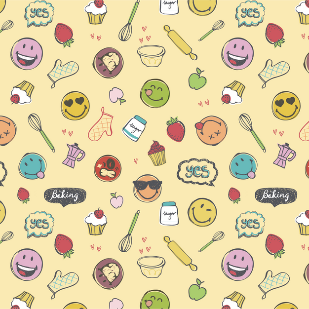 Smiley World Happy Food Party