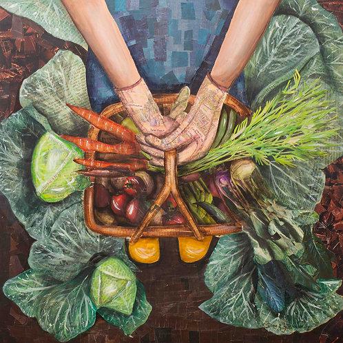 """Harvest"" - Print"