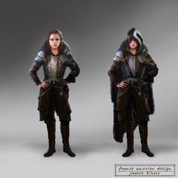 warrior designs