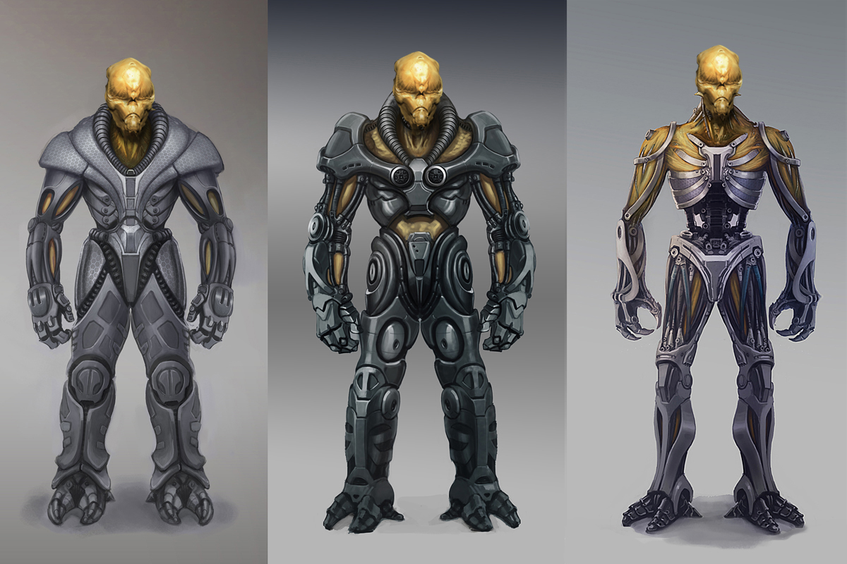 suit design comps