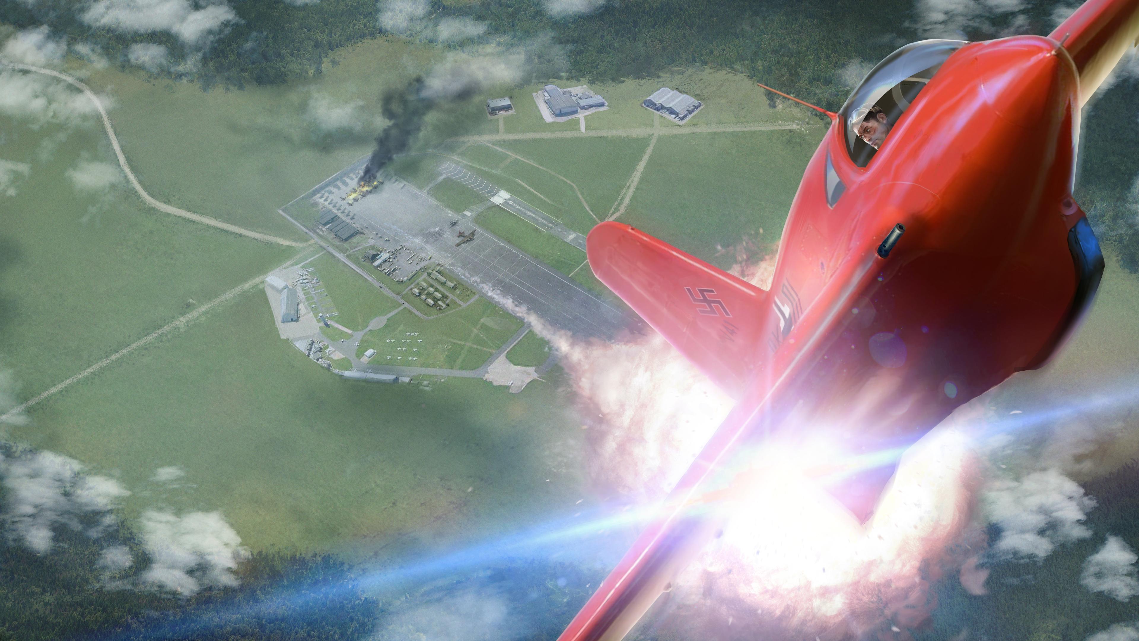 Me-163 mission