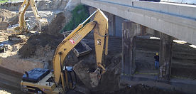Excavation, Kalamazoo, Construction, Sitework, Sewer, Water Main, Contractor, Grading, Earth Moving, Union, Road Building, West Michigan, MDOT, equipment, heavy highway, civil