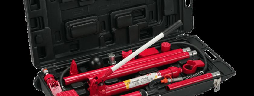 Portable Hydraulic Equipment (10 Tons) KV-71001L