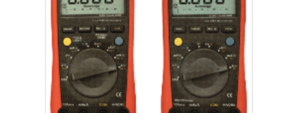 Modern Digital Multimeters  UT61D