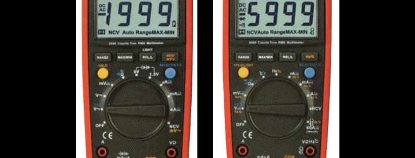 Industrial True RMSDigital Multimeters   UT139C