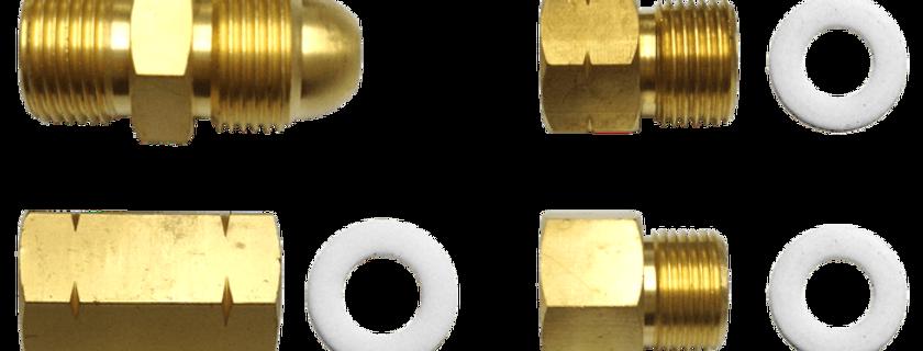 Cylinder Valve Connectors