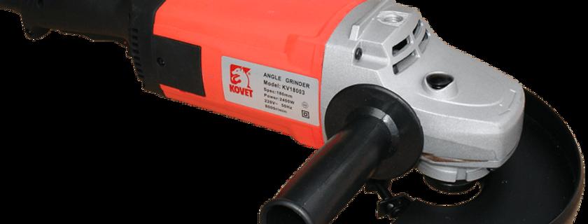 180 mm Angle Grinder  KV-18003