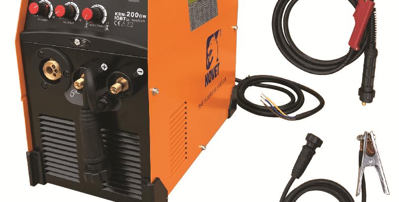 ตู้เชื่อมไฟฟ้า MIG (Stick) 200A
