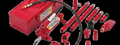 Portable Hydraulic Equipment  KV-70401S