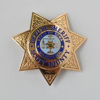 Deputy Sheriff - Scott County - IA