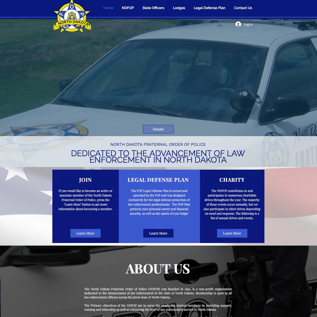 North Dakota Fraternal Order of Police