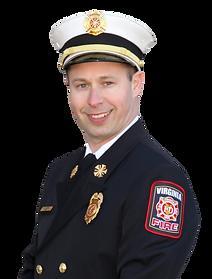 Fire Chief Allen Lewis - Virginia Fire Department