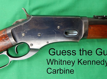 Answer: Whitney-Kennedy Lever Action