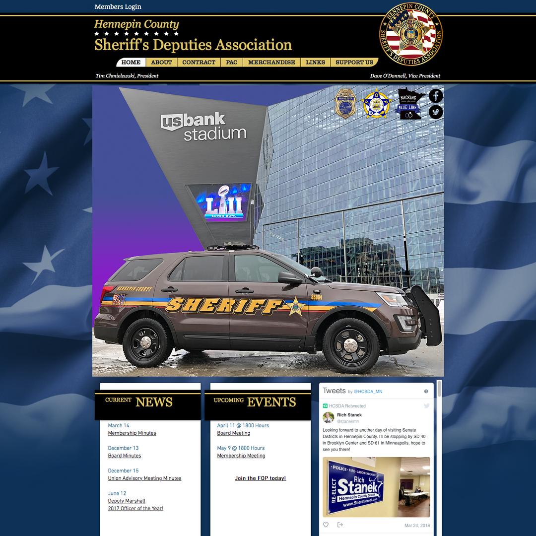 Hennepin County Sheriff's Deputies Association