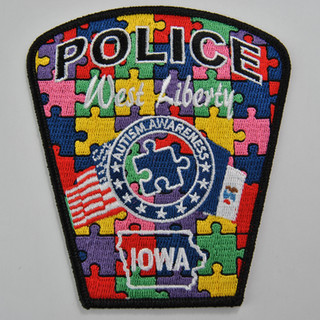 Police West Liberty Iowa