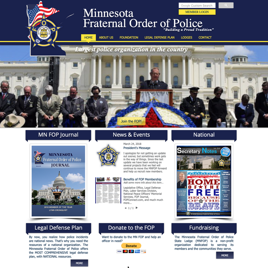 Minnesota Fraternal Order of Police
