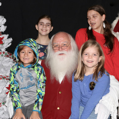 Afternoon with Santa 2019