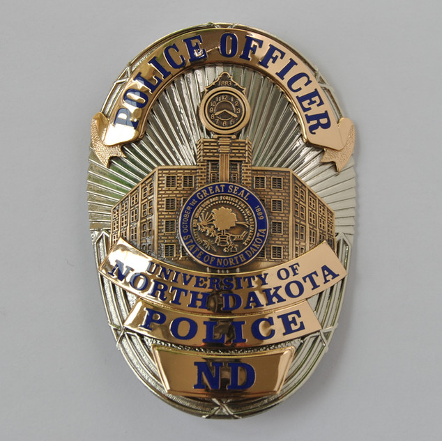 Police Officer - University of North Dakota Police - ND