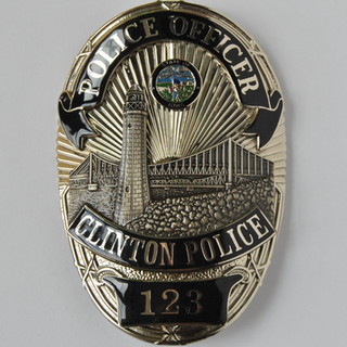 Police Officer - Clinton Police