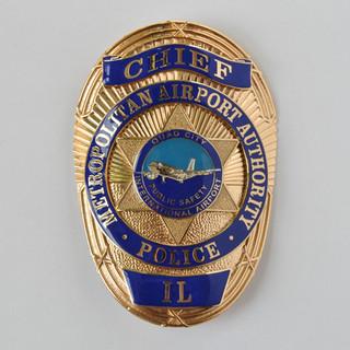 Chief - Metropolitan Airport Authority Police - IL