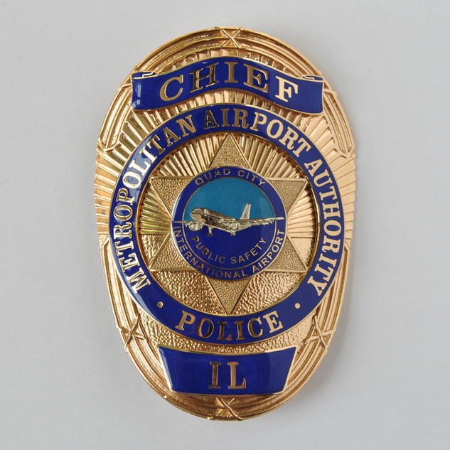 Chief - Metropolitan Airport Authority Police - IL
